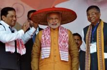印度总理莫迪将访印与佐科威总统会晤