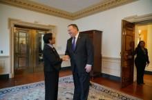 印尼外长与美国务聊谈巴勒斯坦和朝鲜半岛问题