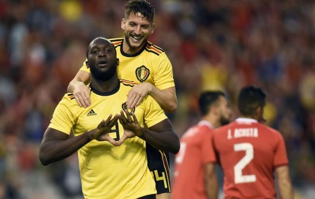 热身赛 : 比利时 4-1 逆转哥斯达黎加     韩国 0-2 塞内加尔