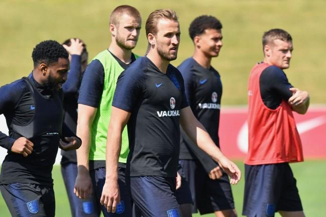 凯恩敦促英格兰队迎 2018 世界杯改变心态