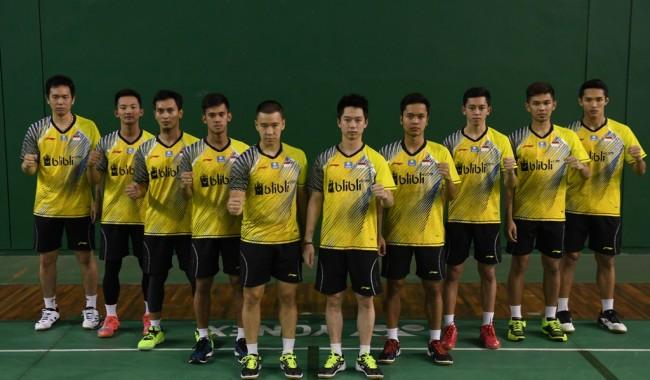 Thomas Cup Team