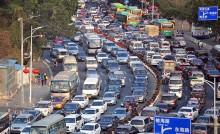 开斋节返乡高峰期 : 高路公司采取一批措施     火车乘客不断增加