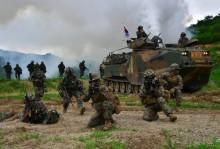 韩美决定暂停原定今年 8 月举行联合军演