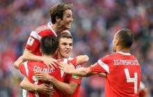 世界杯 : 俄罗斯锁定 16 强     日本击败哥伦比亚