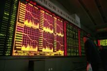 中国市场周三交易日开盘涨跌不一