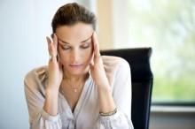 研究 : 压力太大会影响视力