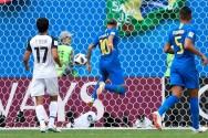 世界杯 : 巴西送哥斯达黎加出局 尼日利亚击败冰岛