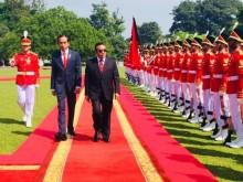 印尼 - 东帝汶同意加强贸易和投资关系