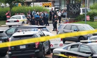 美国安纳波利斯一报社发生枪击案    已致 5 人死亡
