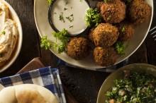 中东饮食除了美味也健康
