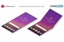 LG 正研发可折叠智能手机