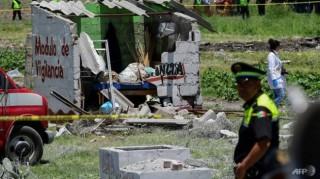 墨西哥烟火爆炸事件致 24 人死亡