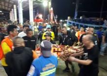 外媒 :   泰国普吉发生翻船事故     至少 49 名中国游客失联