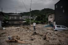 日本洪灾已致 179 人死亡    首相安培晋三将视察灾区