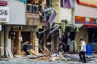雅加达南部一店屋发生爆炸事件   造成 1 人受伤