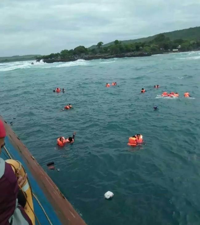 塞拉亚尔海域沉船事故 : 警方扣押轮船业主