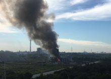 中国四川江安一工厂发生爆炸     造成 19 人死亡