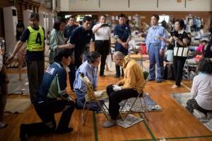日本洪水灾民继续增加    首相安培承诺提供援助