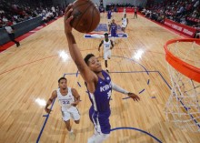 NBA : 国王 69-67 险胜勇士