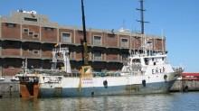 大西洋一艘西班牙鱼船发生沉没事故  8 名印尼船员获救