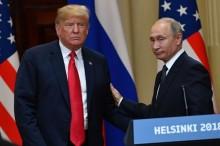 特朗普承认美俄峰会记者会一时失口