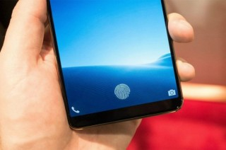 传三星 Galaxy S10 将支持屏内指纹识别