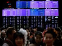 印尼和中国市场周四开盘涨跌不一