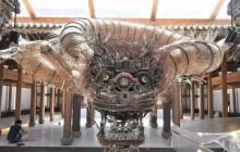 走遍成龙环保艺术展示馆  :  环保成龙拍影片器材