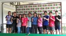 2018 羽毛球世锦赛印尼队名单 :  混双哈迈德/纳西尔缺阵