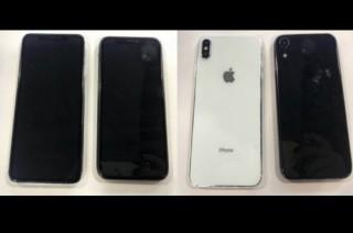 苹果 6.5 英寸 iPhone X Plus 和 6.1 英寸 LCD iPhone 机身曝光
