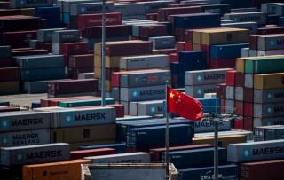 中国出口在美国加征关税状态下增长