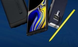三星 Galaxy  Note9 正式发布      4000 毫安 6.4 英寸
