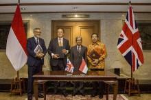 印尼与英国加强网络安全合作