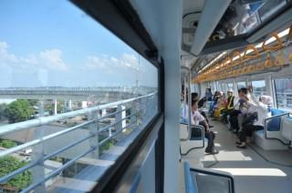 巨港市轻轨捷运发生故障    交通部长道歉