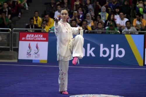 印尼武术团队准备好在亚运会夺金