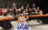 台湾朱宗庆打击乐团举行印尼首场演出