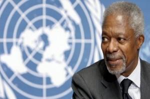 联合国前秘书长科菲·安南因病去世
