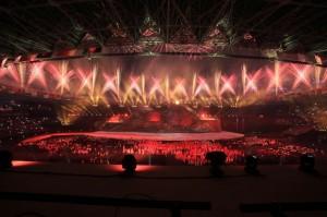 第 18 届亚运会正式拉开帷幕