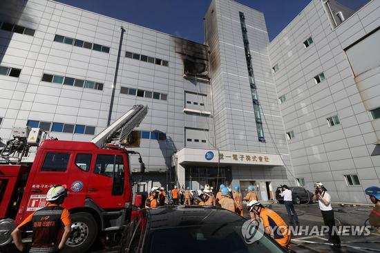 Photo : South Korea Yonhap News