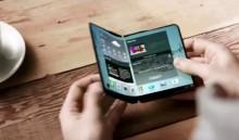 三星证实将推出可折叠智能手机