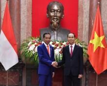 佐科威访越  :  印越贸易在 2020 年有望达 100 亿美元