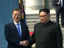 外媒 : 韩朝联络办公室正式揭牌成立