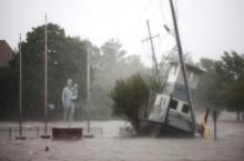 """飓风 """"弗洛伦斯"""" 侵袭美国东海岸已致 31 死"""