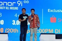 荣耀 9i 在印尼登场     搭载麒麟659 、最新 GPU Turbo