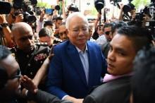 大马前总理纳吉布被捕    今天受审