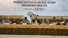 大选委员会正式宣布 2019 总统大选候选人