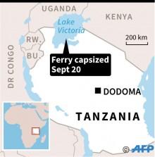 外媒  :  坦桑尼亚发生沉船事故至少 44 人死亡