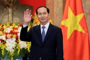 越南总统陈大光因病去世     享年 61 岁