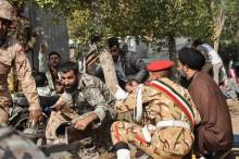 伊朗阅兵仪式遭袭击已致 29 死       鲁哈尼指责美国支持分离主义