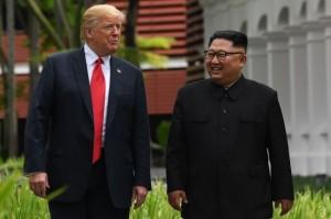 特朗普希望能很快与金正恩举行第二次会晤